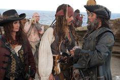 Piratas del Caribe: En mareas misteriosas (Pirates of the Caribbean: On Stranger Tides)