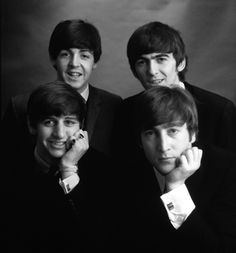 Fab 4 - Paul McCartney, George Harrison, Richard Starkey, and John Lennon - imagine the music they could make today...