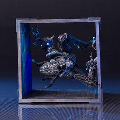 Alien Warrior 1/10 scale Kotobukiya ArtFX Statue
