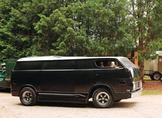 custom vans | Custom Chopped Van