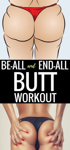 The best workout to lift your saggy butt