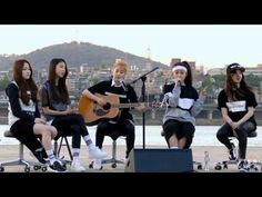 Who run the world? Girls! Sorry #ARMY I love #BTS but #The Ark version is growing on me