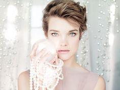 Guerlain Blanc de Perle Collection for Spring 2013. Asia ONLY