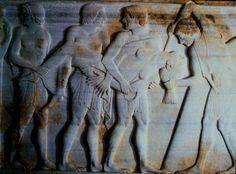 Polyxena. Partenon metope.