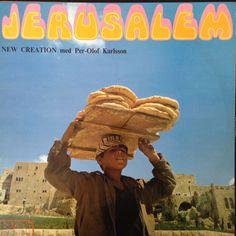 Pelle Karlsson & New Creation - Jerusalem [Prim 1970].