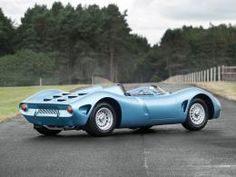 Bizzarrini P538 Racecar Heads to Auction for the First Time in Two Decades…