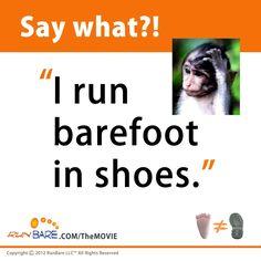 Barefoot running on pinterest barefoot running barefoot and paleo