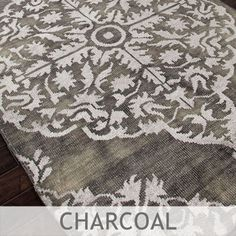 Heiress Wool Blend Hand-Knotted Rugs- Assorted Sizes and Colors costco 5x8