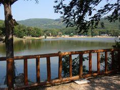 Vinianske jazero okres Michalovce -rekreačná oblasť