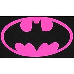 Pink Batman call..callinng all Girls!