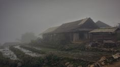 Mao's Place: A thick shroud of mist rolls off the Hoàng Liên Son mountains, swallowing up the stunning views across the valley until it seems as if this unassuming farmstead perched on a terraced slope has become the last lonely outpost at the edge of the world.