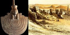 Share this:A. Sutherland – AncientPages.com – Millennia ago, a beautiful Egyptian city existed in the western Egyptian delta along the Rosetta branch of the Nile River. Its name was 'Sa', known from its Greek name: 'Sais' (Saïs). History of Sais goes back to Egypt's pre-dynastic times (prior to 3100 BC) but the only visible ruins are …