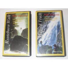 Routeburn Walk/Milford Track New Zealand (VHS) --- http://www.amazon.com/Routeburn-Milford-Track-New-Zealand/dp/B0050VXFLK/?tag=travelsouthnz-20