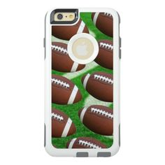 Grotesque stamp bumper sticker individual customized unique footballs on 50 yard line otterbox iphone 66s plus case cyo diy customize negle Images