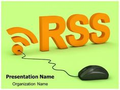 #TheTemplateWizard presents professionally designed RSS #3D #Animated #PPT #Template. These royalty free #RSS animated powerpoint backgrounds let you edit text and values and can be used for topics like rss sign,rss #symbol,rss #light etc., for professional 3D animated #PowerPoint #presentations.