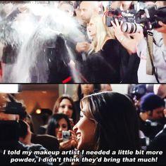 """I try to keep a positive outlook on things... LOL"" Kim kardashian"
