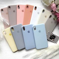 Girly Phone Cases, Pretty Iphone Cases, Diy Phone Case, Iphone Phone Cases, Iphone Case Covers, Iphone 7 Plus, Aesthetic Phone Case, Accessoires Iphone, Cute Cases