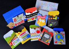 Doodlebug Design Inc Blog: Back To School Project with Wendy Sue Anderson