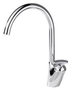 (CLICK IMAGE TWICE FOR DETAILS AND PRICING) Delta 182 Urban Verona Single Hole Kitchen Sink Faucet, Polished Chrome. Give your kitchen a rhythm all its own with the new Delta 182 Rhythm Urban Verona Polished Chrome Kitchen Faucet. The Delta Rhythm Urban Series is a collection that gives your home a Rhythm all its.... See More Kitchen Faucets at http://www.ourgreatshop.com/Kitchen-Faucets-C280.aspx