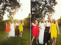 La novia y sus mejores amigas - Emilia & Fernando – Fotografía de Boda en Madrid | Ana Gely A. Photography