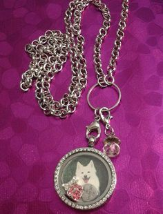 Journey Locket  CUSTOM MADE ORDERS by RealCoolTreasures on Etsy