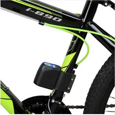 Bicycle Lock Anti-theft Cycling Security