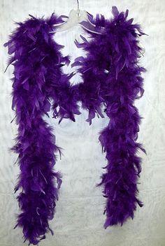 ~purple boa ~*