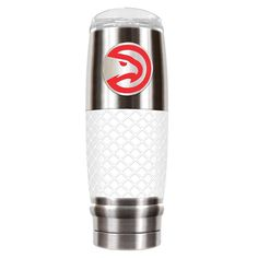 Atlanta Hawks 30-Ounce Reserve Stainless Steel Tumbler, Multicolor
