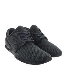 Nike SB: Stefan Janoski Max (Dark Grey/Black)
