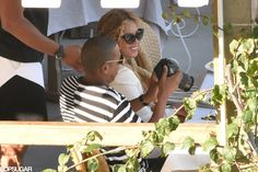 Beyonce and Jay Z on Vacation in Italy 2015 Pictures | POPSUGAR Celebrity