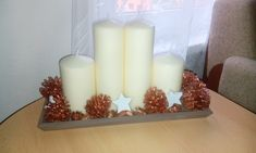 Pillar Candles, Relax, Christening, Taper Candles, Candles