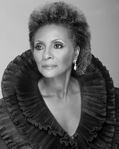 Leslie Uggams...singer and actress