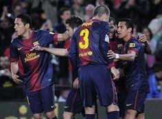 Calendario de la Liga BBVA 2013-2014 - Barcelona - Goal.com