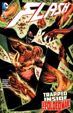The Flash (2011-) #43
