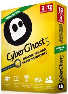 CyberGhost VPN 5.5.0.2