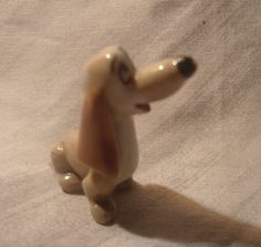 WADE WHIMSIE DACHSIE Lady and the Tramp figurine