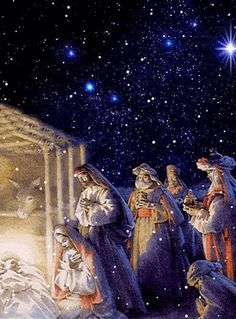 Silent Night, Holy Night, CHRIST the Savior is born! Photo: www.sodahead.com