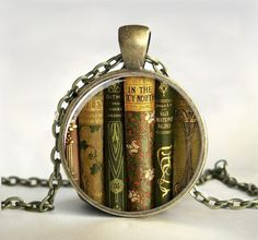 This article is not available - Library book jewelry necklace, book pendant, book gift for teacher, teacher jewelry, gift for write - Book Jewelry, Resin Jewelry, Photo Jewelry, Jewelry Gifts, Jewelry Accessories, Jewelry Necklaces, Fashion Jewelry, Jewelry Making, Unique Jewelry