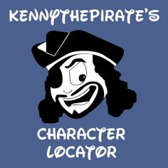 Magic Kingdom Characters and Schedules | Kennythepirate's Disney Character Locator
