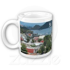 Thank you Gerri! #St. Martin and #Marigot Bay Photo Coffee Mug