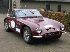 TVR Griffith 200/400 RHD,
