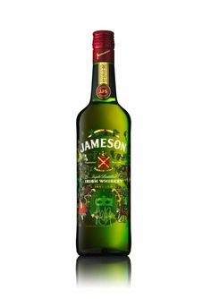 WILL THINK OF YOU GERRY  EVERY TIME I SEE THIS BOTTLE  Jameson St Patricks day limited edition bottle