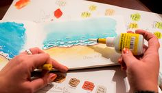 Sketch your Life – Online Class NOW open for signup ... find all the fun Details here:  http://andrea-gomoll.de/sketch-your-life-online-class/