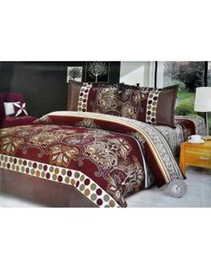 3Pcs Bed Sheet Set Live In Style And Add Richness To Your Dwelling With Www.