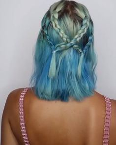 For more braid video tutorials just visit our website! Do you wonder how to dutch braid your own hair easly? Curly Hair Styles, Natural Hair Styles, Box Braids Hairstyles, Hairstyle Ideas, Hair Videos, Braid Styles, Hair Looks, Hair Trends, Hair Inspiration