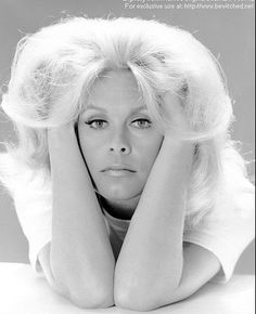 Elizabeth Montgomery -  I don't know what it is about Elizabeth Montgomery aside from being a beautiful woman but there's something undiscovered about her. Something secret.