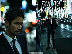 Takuya Nakamura by Photographer Liang