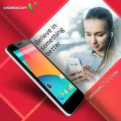Believe in Something Better. Opt for #Videocon Infinium Z50Q Lite and witness the change. Know more about it here - http://www.videoconmobiles.com/z50q-lite
