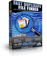 Fast Duplicate File Finder FREEWARE will help you to find duplicate files in a folder and its sub folders.