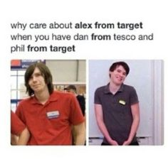I stg even if I saw dan/Phil and not know who they were I would freak out because HOW CUTE